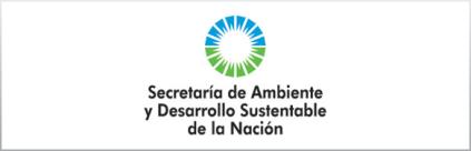 logo se la Secretaria de Ambiente y Desarrollo Sustentable de la Nación