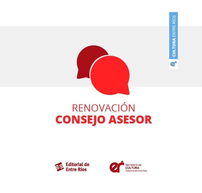 Renovación del Consejo asesor de la Editorial de Entre Ríos