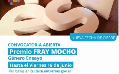 Premio literario Fray Mocho