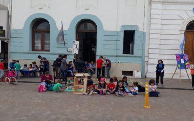 La Biblioteca Popular Mitre de Villaguay compartió experiencias de gestión cultural