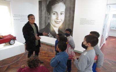 El Museo Provincial Eva Perón realizó una jornada de actividades para vacaciones