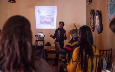 Se desarrollará una nueva etapa de la residencia artística entrerriana con matriz de agua con un nuevo colectivo de artistas