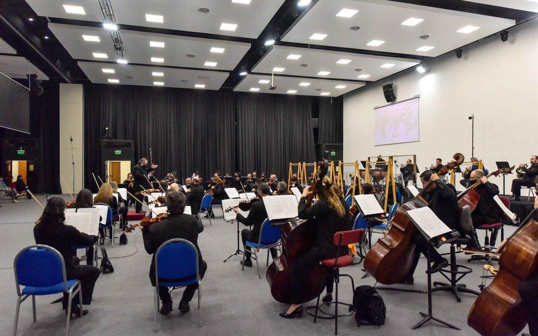 Próximo concierto de la Orquesta Sinfónica en el Centro Provincial de Convenciones