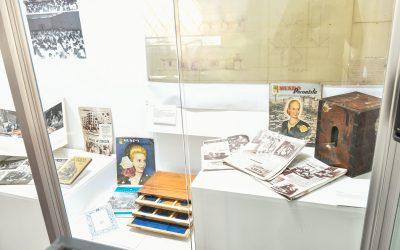 Muestra Colectiva de Poesía Visual en el Museo Eva Perón