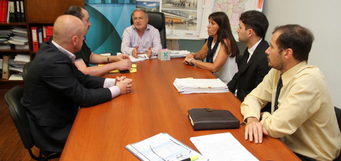 Se firmó el primer acuerdo con el Ente Termal para la regularización del pago del canon