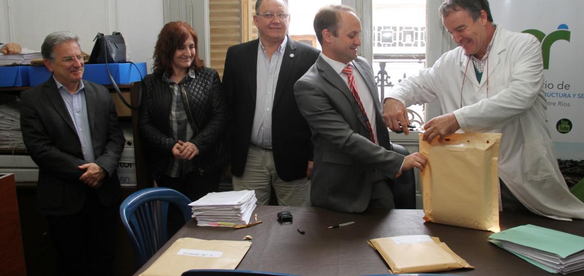 Se abrieron los sobres para la ampliación y refacción de la escuela Soldado Gómez de Gualeguay