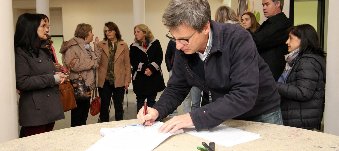 La provincia entregó la obra y las llaves de la residencia socio-educativa de Gualeguaychú