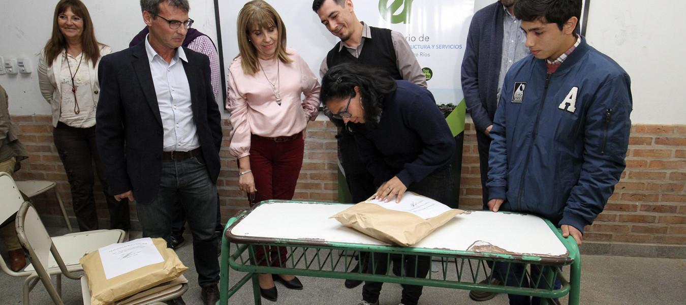 La provincia finalizará las obras en la escuela Augusto Niez de Concordia