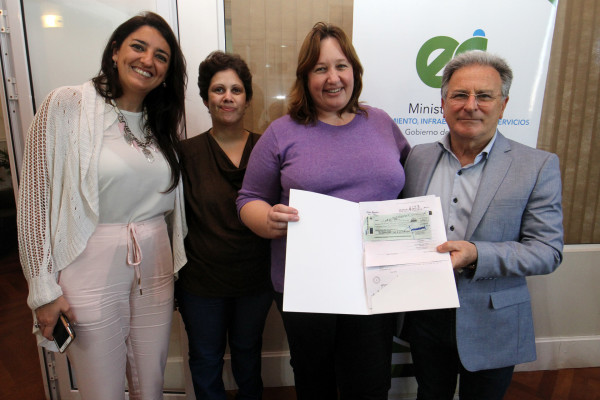 La provincia avanza en obras de pavimentación en Villa Clara