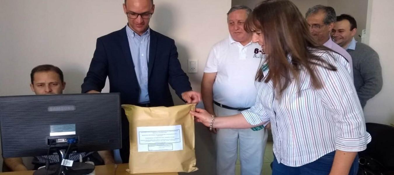 Se abrieron los sobres para la instalación eléctrica del edificio sede del Copnaf en Paraná