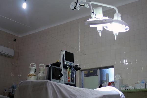 Se finalizó la reparación del sector odontología del hospital Fermín Salaberry de Victoria