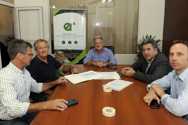 El gobierno fortalece el desarrollo termal en Entre Ríos