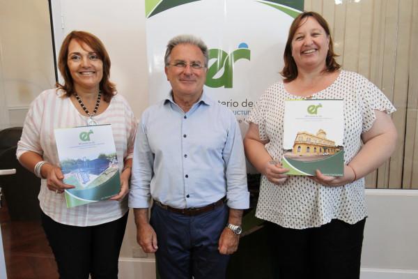 El gobierno provincial refuerza la infraestructura básica para municipios