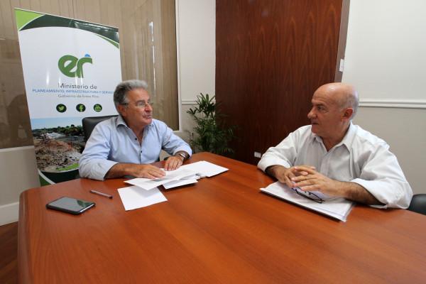 Se evaluaron obras y proyectos para el departamento de Villaguay