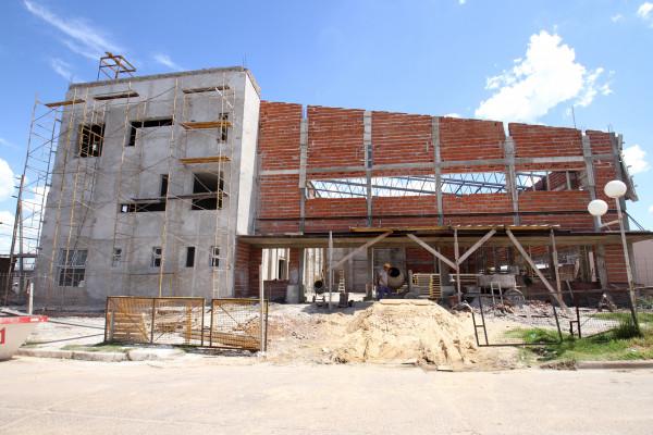 Se consolida el plan de obras en localidades de Paraná Campaña