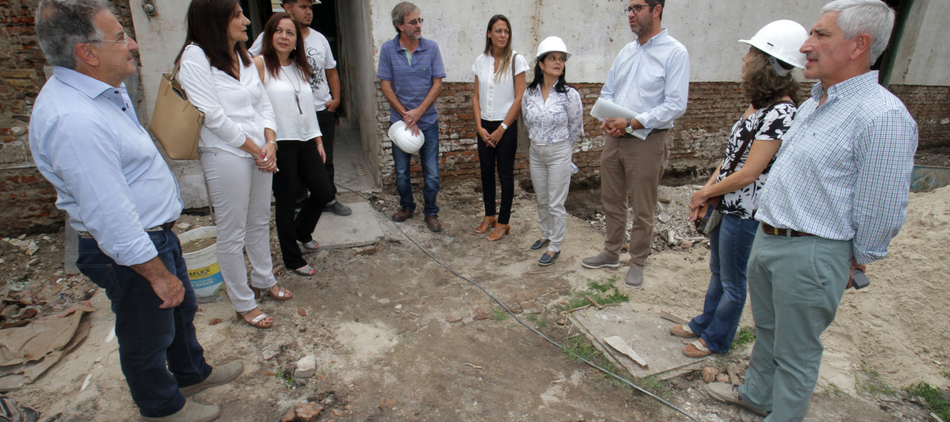 El gobierno continúa con el plan de infraestructura provincial comprometido para Gualeguaychú