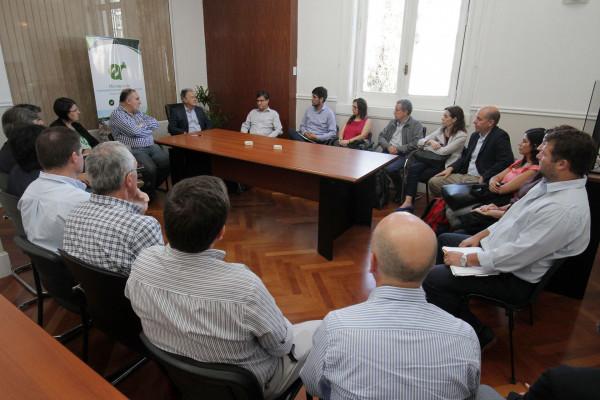 Se realizó una nueva misión de análisis del Programa de saneamiento de las ciudades ribereñas del Río Uruguay