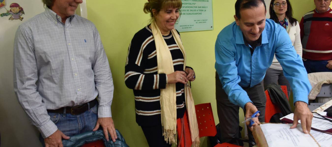 Se abrieron los sobres para la ampliación y reestructuración de un Centro de salud de Gualeguaychú