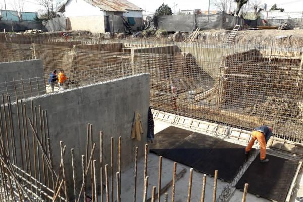 Avanzan las obras del Plan Director de agua potable en Concepción del Uruguay