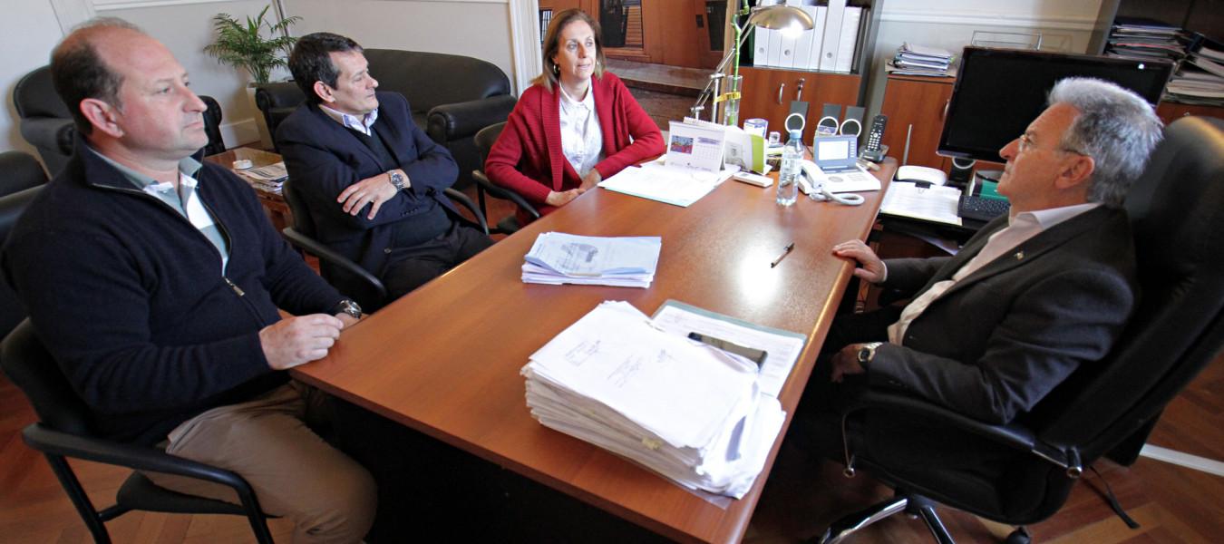 Se gestionan obras para la sede de UADER en Concepción del Uruguay
