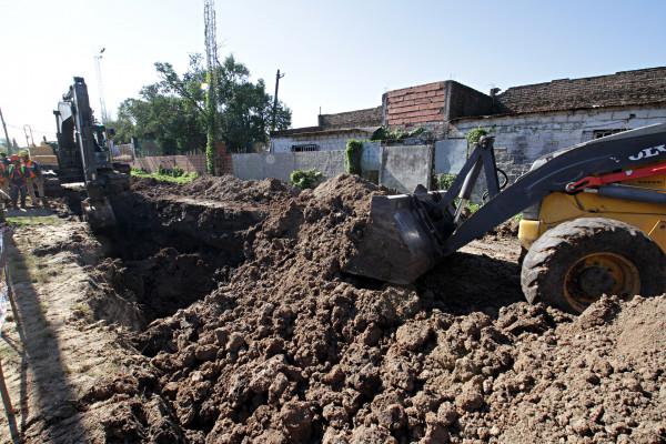 Se fortalece el Plan de Saneamiento en el Norte Entrerriano