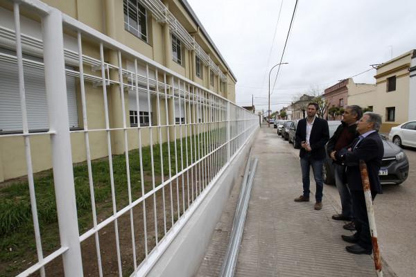 Finalizaron los trabajos en la Escuela Marcos Sastre de Gualeguay