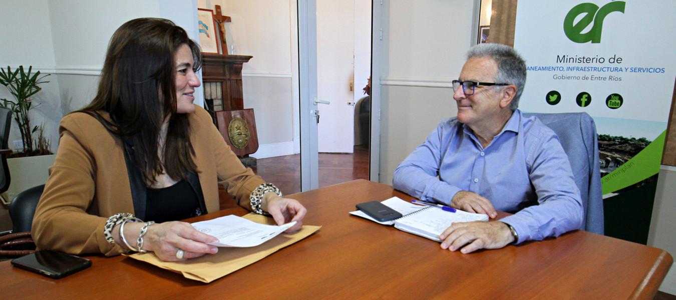 Se evalúan proyectos para la ciudad de Villaguay