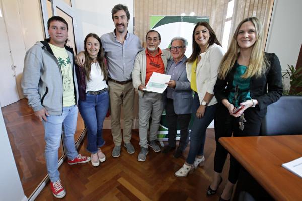 Se entregaron aportes para instituciones de Concordia y Gualeguay