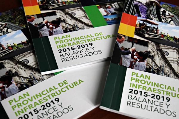 Planeamiento presentó los resultados de los cuatro años de gestión