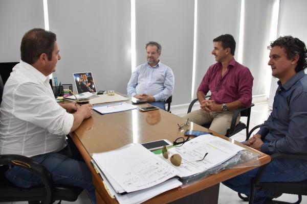 Se evalúan proyectos para obra pública en la ciudad de Federación