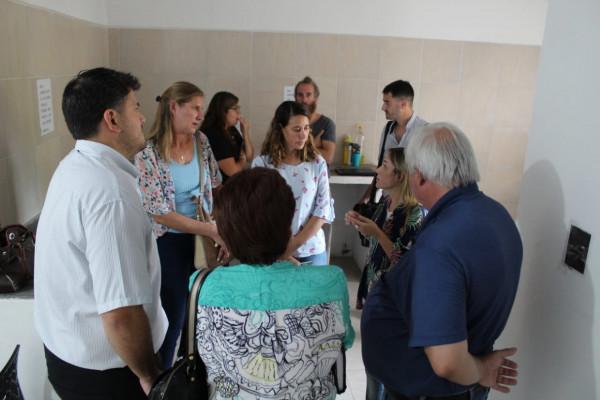 Cafesg avanza con capacitaciones para emprendedores de Feliciano
