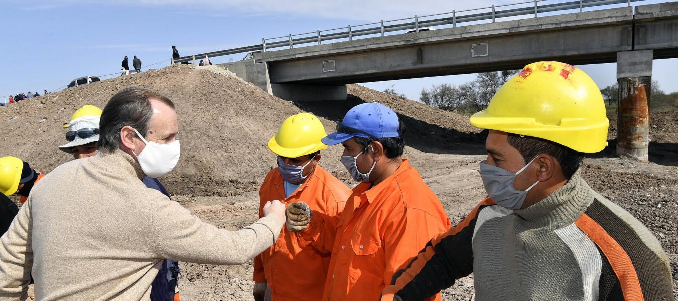 El presupuesto nacional prevé una inversión histórica en obra pública para Entre Ríos y generación de empleo