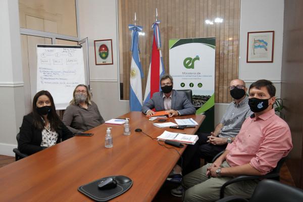 La provincia participó del primer encuentro anual con la Secretaría de Asuntos Estratégicos de la Nación