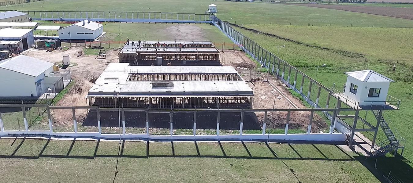 Se llamó a licitación la obra de la Planta de Tratamiento de líquidos cloacales de la Granja Penal Colonia El Potrero
