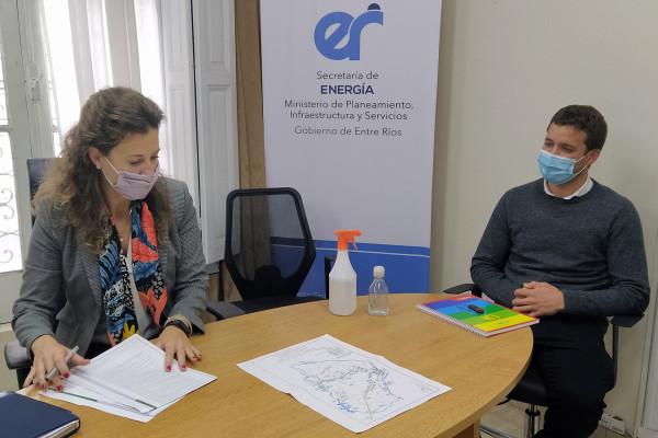 Se planifica el abastecimiento de gas natural para Aldea San Antonio