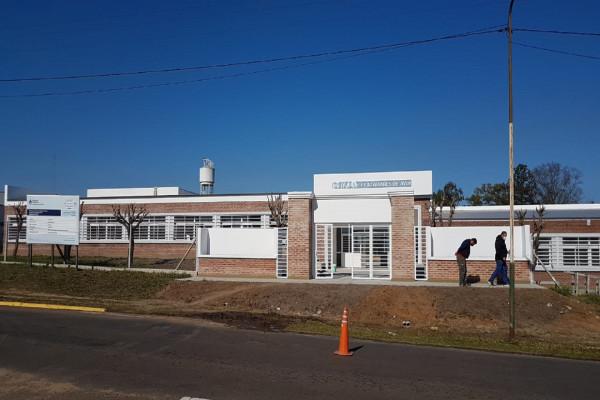 La provincia finalizó tres obras de infraestructura educativa