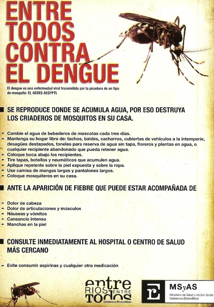 Entre Todos contra el Dengue