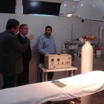 Visita al Hosptial de Bovril 12-07-2012