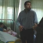 Visita del ministro a Bovril