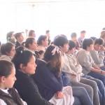 Alumnos de la Escuela Secundaria n° 5 Alejo Peyret