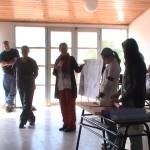 Charlas sobre salud sexual y reproductiva en las escuelas de Primero de Mayo