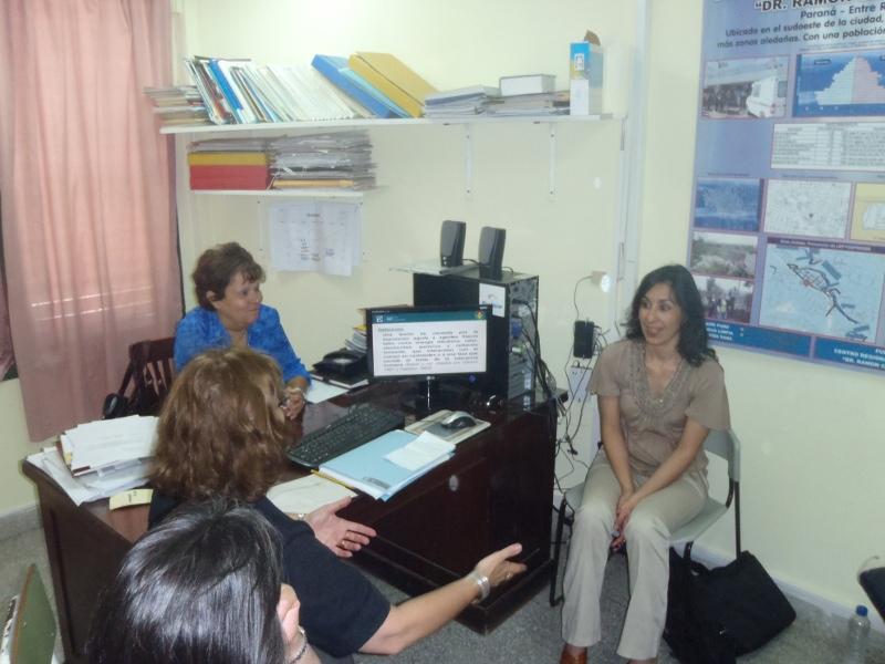 Presentación de la Unidad de Lesiones por accidentes en Entre Ríos