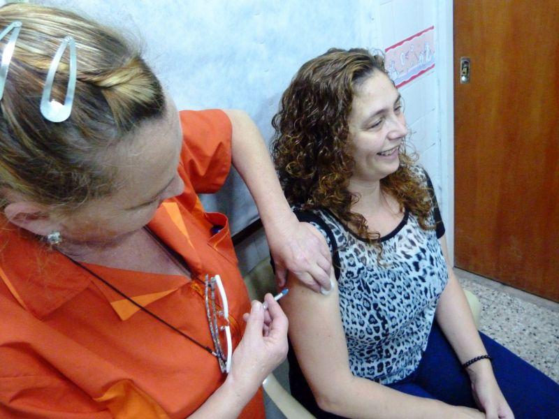 Vacunación Fiebre Amarilla